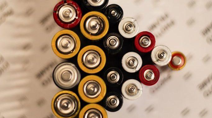 Batterier med olika former